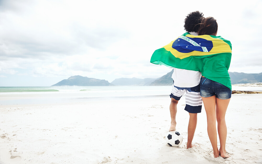 Even before the ball rolling consultants already have reasons to celebrate Cup in Brazil
