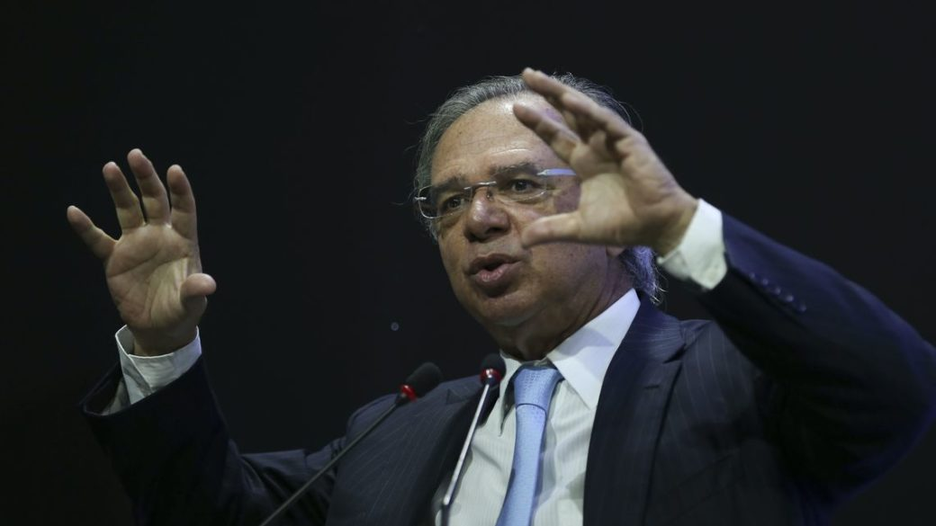 Paulo Guedes (Brazilian Minister of Finance) Advocates the End of Taxes for Payrolls