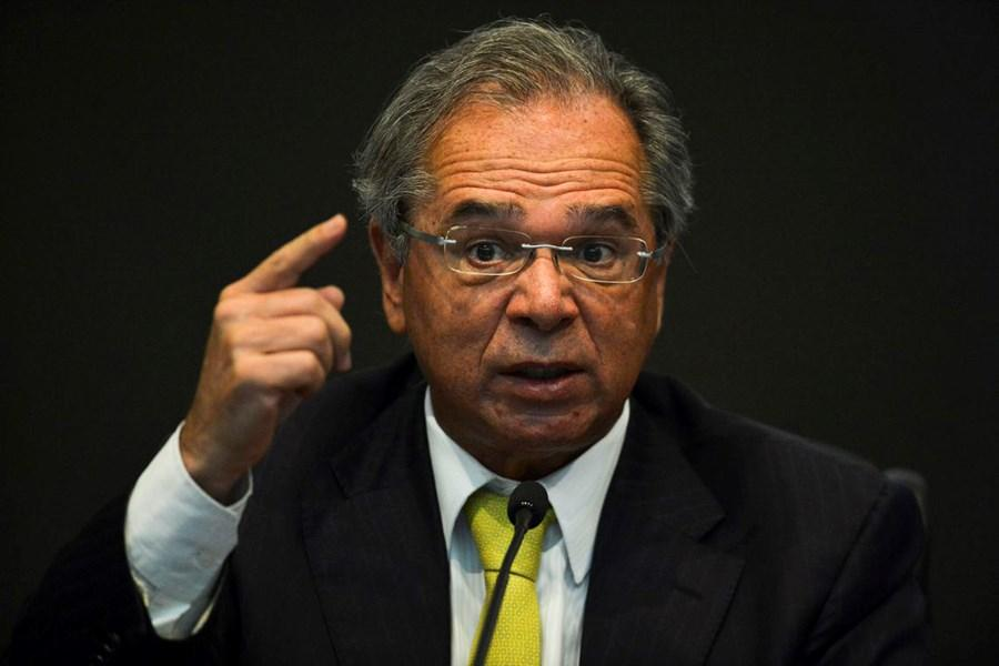 paulo guedes minister of economy