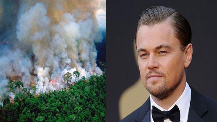 Amazon Leonardo DiCaprio