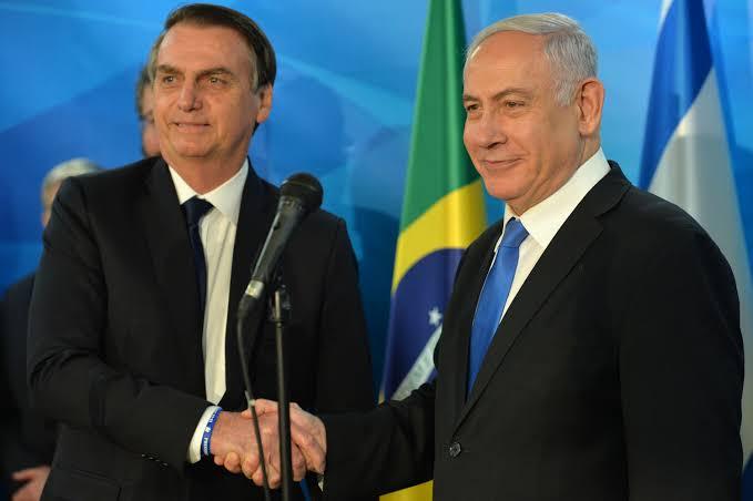 brazil israel