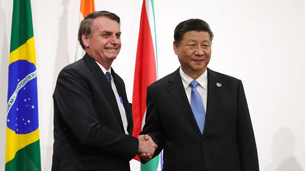 China Shall Make $100 billions Available to Brazil