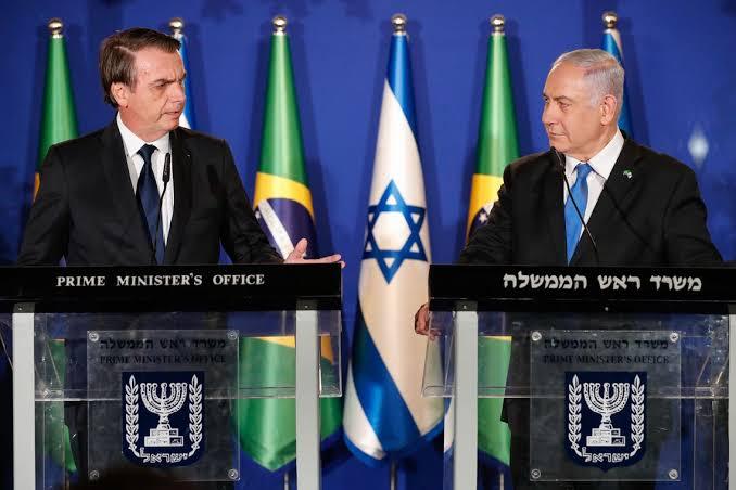 New Brazilian Trade Office in Jerusalem