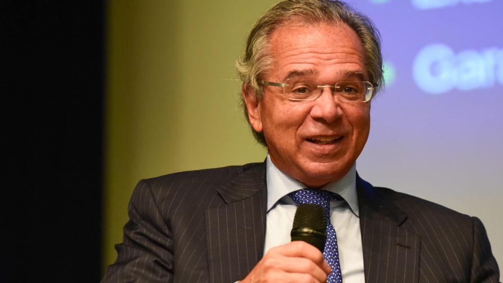 Economy Minister Brazil