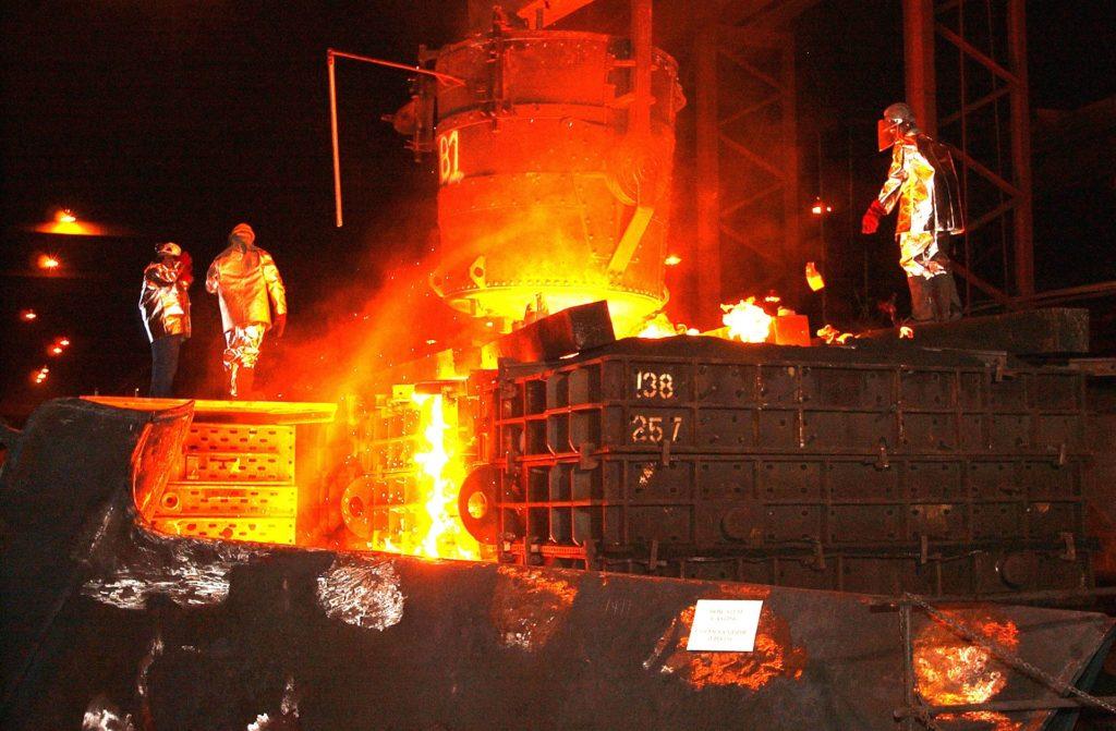 Steel Manufactured In Brazil