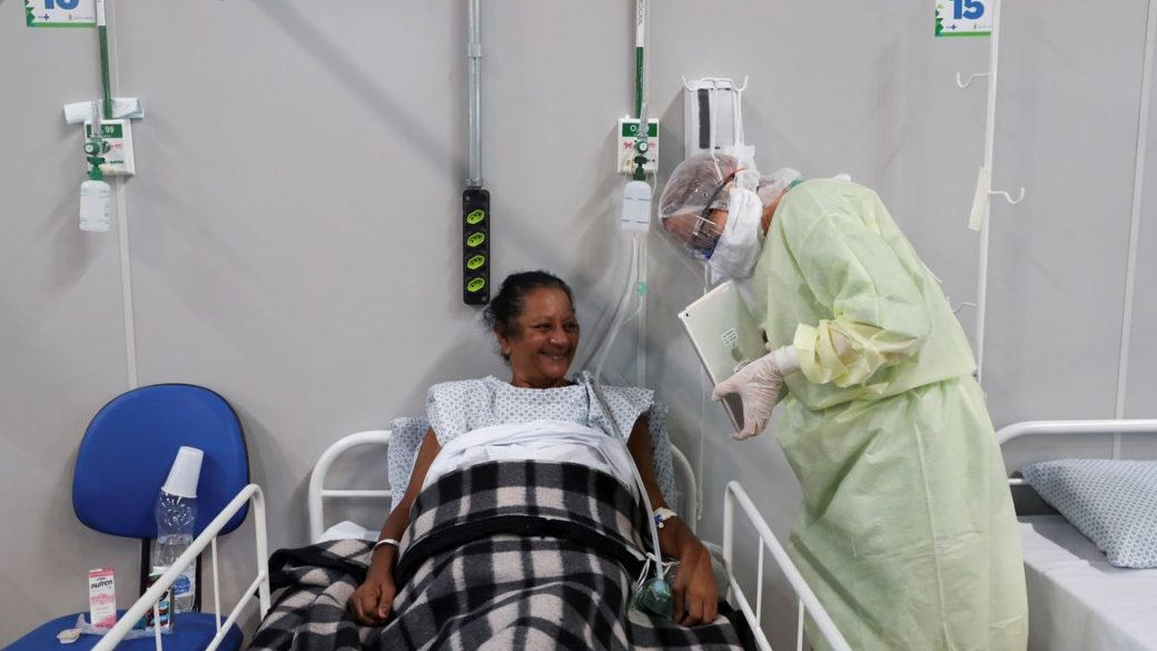 Public Hospitals in Brazil Are Already Reaching the Limits of Capacity