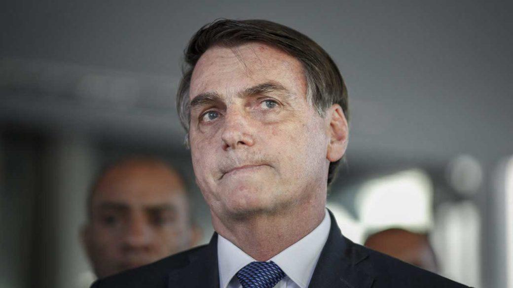 Brazilian President Confirmed Positive for Covid-19