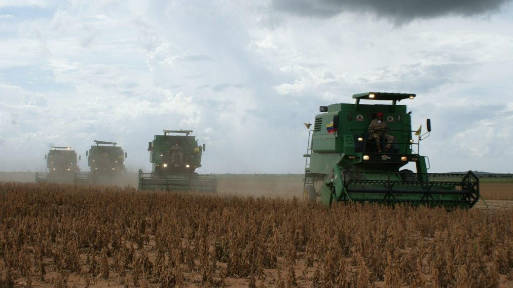 Despite The Pandemic Brazil Takes Up As Soy Producer