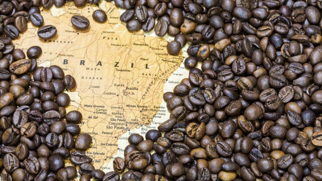 Coffee Exportations Growing Throughout 2020 In Brazil