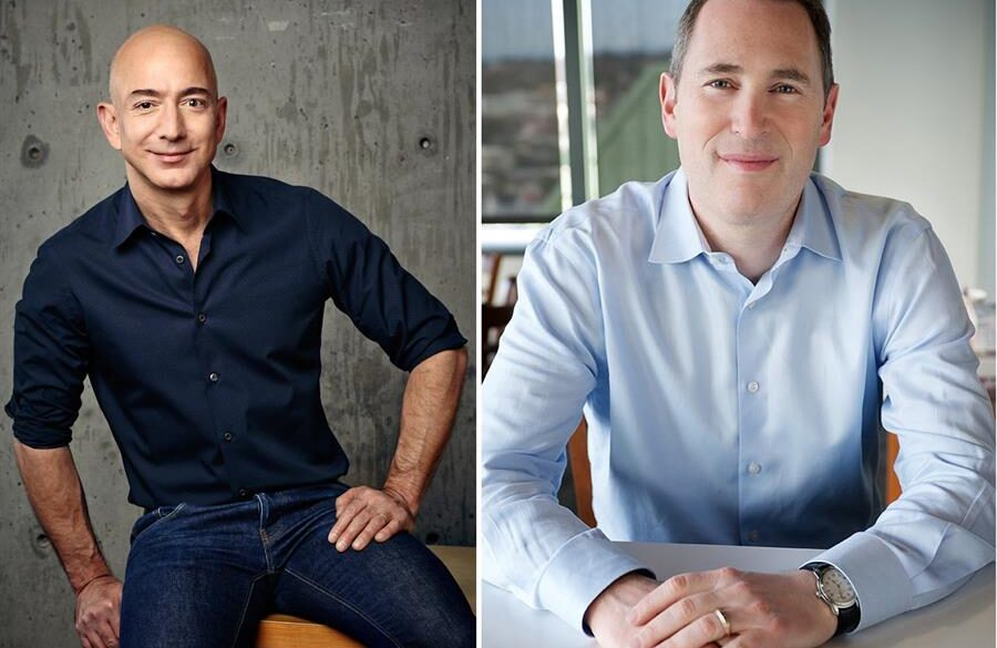 Jeff Bezos Will Hand The Reign Of Amazon To Andy Jassy