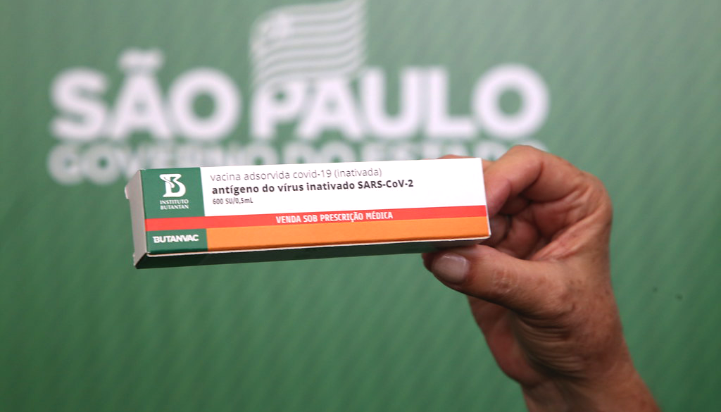 Brazilian Vaccine Butanvac Might Be Available In July