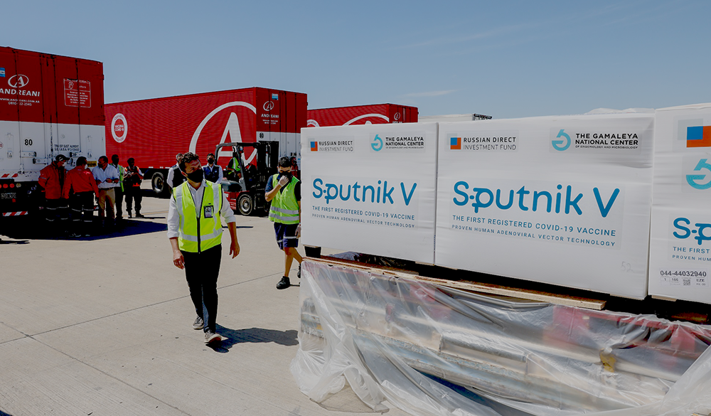 Brazil Purchased 10 Million Dosages Of Sputnik V
